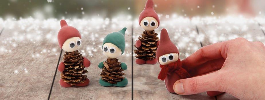 Homemade Christmas presents from children