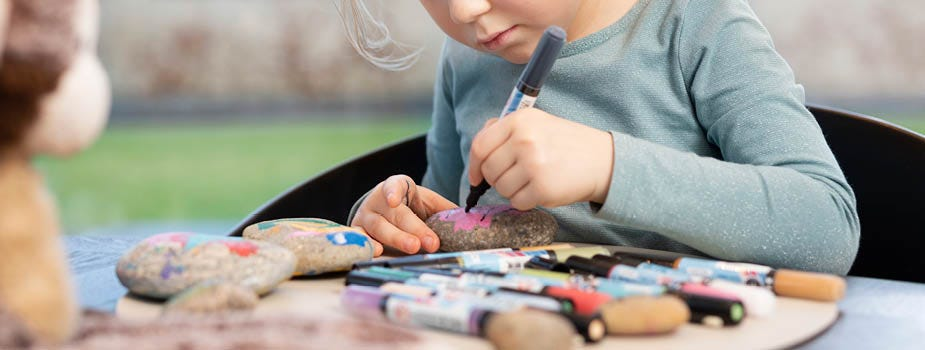 Homemade gifts for creative children