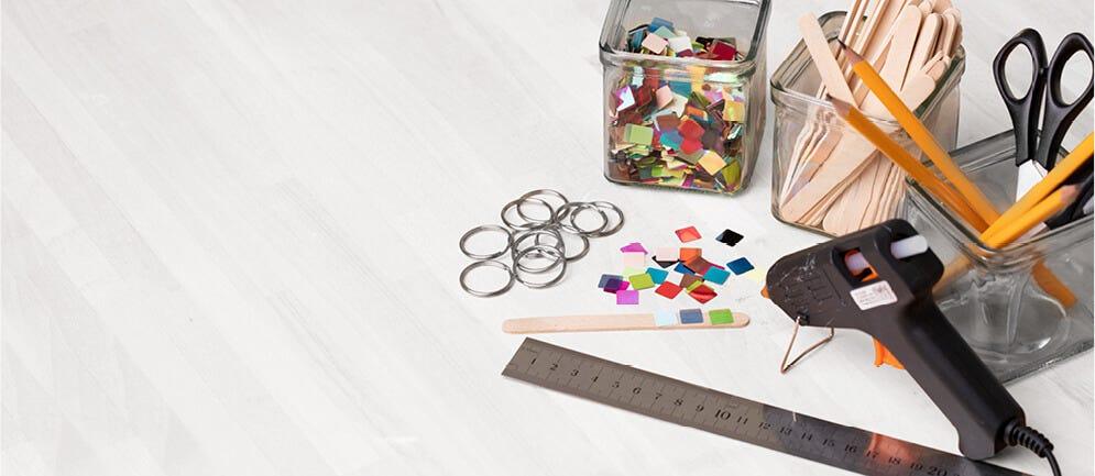 Basic hobby items