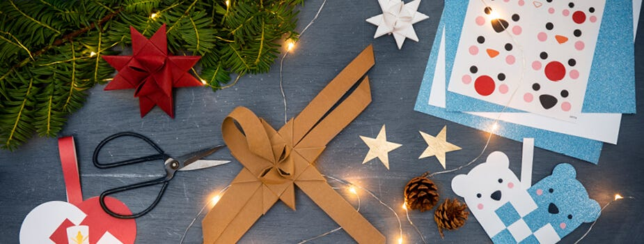 Presents for advent calendars