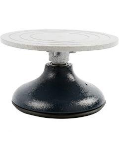 Pottery wheel, D: 18 cm, 1 pc