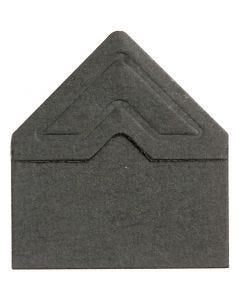 Photo Corners, W: 10 mm, 110 g, black, 108 pc/ 1 pack