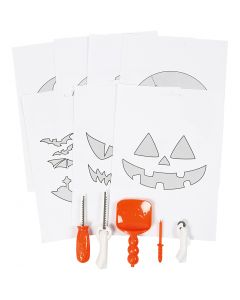 Pumpkin Carving Kit, 1 set