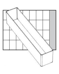 Insert Box, no. A9-4, H: 47 mm, size 218x39 mm, 1 pc