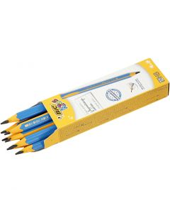 Kids Pencil, L: 14 cm, thickness 10 mm, 12 pc/ 1 pack