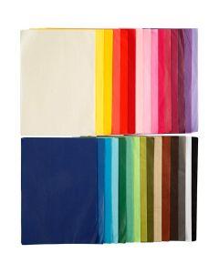 Tissue Paper, A4, 210x297 mm, 14 g, 30x10 sheet/ 1 pack