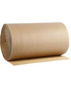 Corrugated Card, W: 70 cm, 70 m/ 1 roll