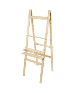 Double sided easel, H: 134 cm, W: 58 cm, 1 pc