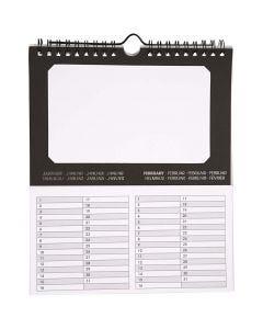 Eternity Calendars, size 19x23 cm, 180 g, 5 pc/ 1 pack