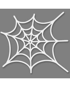 Spider Web, size 19x21 cm, 230 g, white, 16 pc/ 1 pack