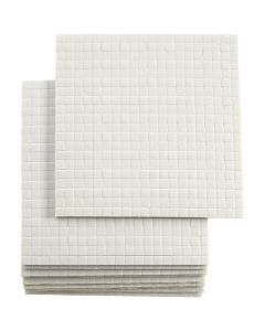 3D Foam Pads, size 5x5 mm, thickness 2 mm, 10x400 pc/ 1 pack