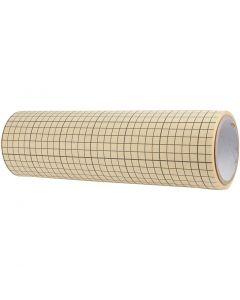 Double-Sided Foil Tape, W: 32 cm, 5 m/ 1 roll