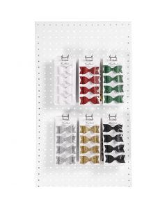 Paper Bow, size 31x85 mm, 6x10 pack/ 1 pack