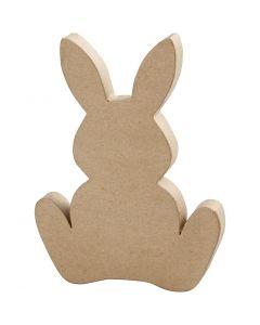 Bunny, H: 25 cm, 1 pc