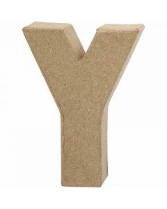 Letter, Y, H: 10 cm, W: 7,9 cm, thickness 1,7 cm, 1 pc