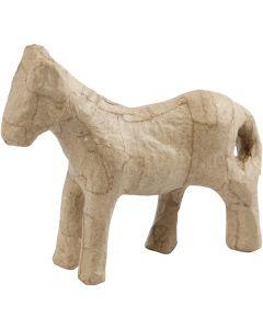 Horse, H: 12 cm, 1 pc