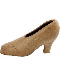 Lady Shoe, H: 9 cm, L: 18 cm, 1 pc