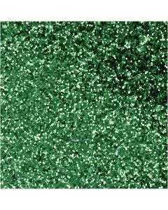 Bio Sparkles, D: 0,4 mm, green, 10 g/ 1 tub