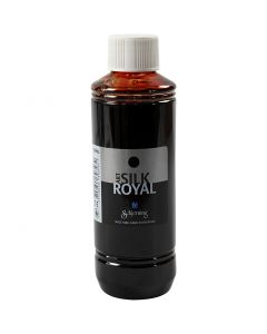 Silk Royal Paint, sienna, 250 ml/ 1 bottle