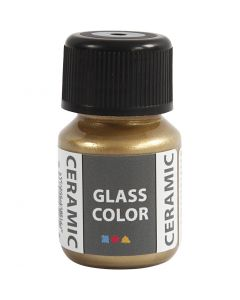 Glass Ceramic Paint, 35 ml/ 1 bottle