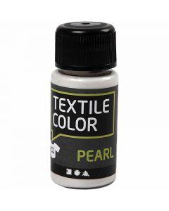 Textile Color Paint, mother of pearl, base, 50 ml/ 1 bottle