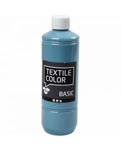 Textile Color Paint, pigeon grey, 500 ml/ 1 bottle