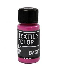 Textile Color Paint, pink, 50 ml/ 1 bottle