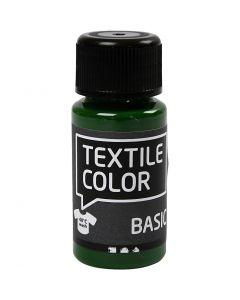 Textile Color Paint, olive green, 50 ml/ 1 bottle