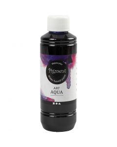 Liquid WaterColour, navy blue, 250 ml/ 1 bottle