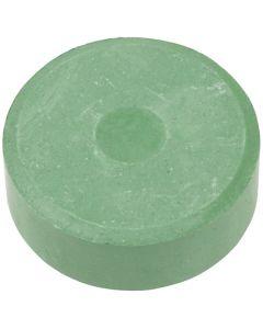 Watercolour, H: 16 mm, D: 44 mm, dark green, 6 pc/ 1 pack