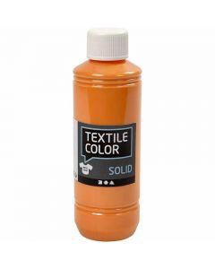 Textile Solid, opaque, orange, 250 ml/ 1 bottle