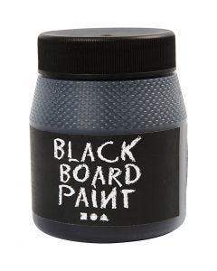 Blackboard Paint, black, 250 ml/ 1 pack
