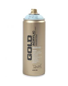 Spray paint, light blue, 400 ml/ 1 tub