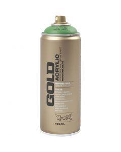 Spray paint, green, 400 ml/ 1 tub