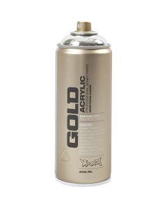 Spray paint, silver, 400 ml/ 1 tub