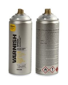 Spray Lacquer, glossy, 400 ml/ 1 tub