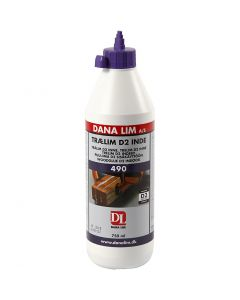 Wood Glue D2, 750 ml/ 1 bottle