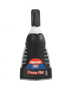 Loctite Power Flex Instant Glue, 3 g/ 1 pc