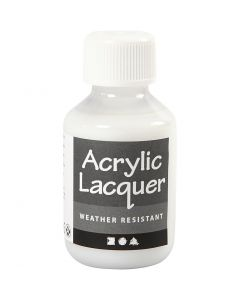 Acrylic Varnish, 100 ml/ 1 bottle