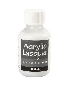 Acrylic Varnish, 100 ml/ 1 bottle