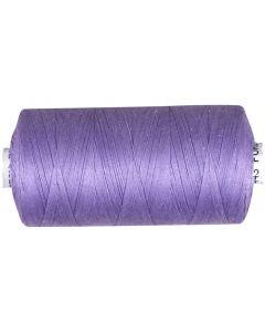 Sewing Thread, purple, 1000 m/ 1 roll