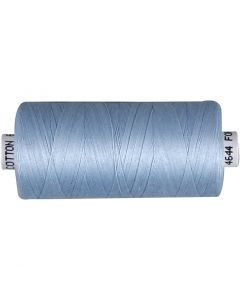 Sewing Thread, light blue, 1000 m/ 1 roll