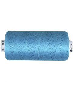 Sewing Thread, petrol, 1000 m/ 1 roll
