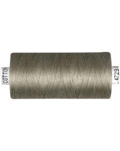 Sewing Thread, grey, 1000 m/ 1 roll