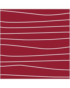 Fabric, W: 145 cm, 140 g, red/white, 1 rm