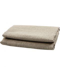 Linen, W: 140 cm, 185 g, 50 cm/ 1 pack