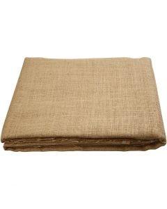 Jute, W: 160 cm, 58 threads per 10cm , 310-330 g, 5 m/ 1 roll