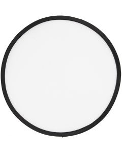 Frisbee, D: 25 cm, white, 1 pc