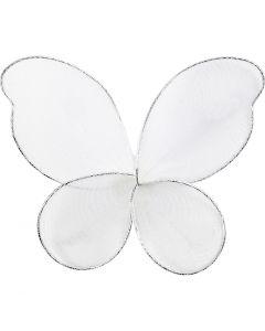 Net Wings, size 7,5x5,5 cm, 6 pc/ 1 pack