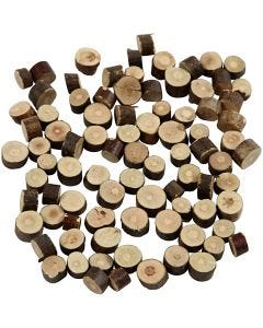 Wood Mix, D: 7-10 mm, thickness 4-5 mm, 230 g/ 1 pack
